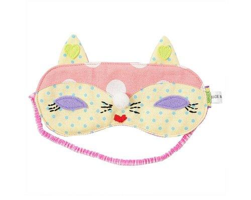 Eyeshade Fox - Pink