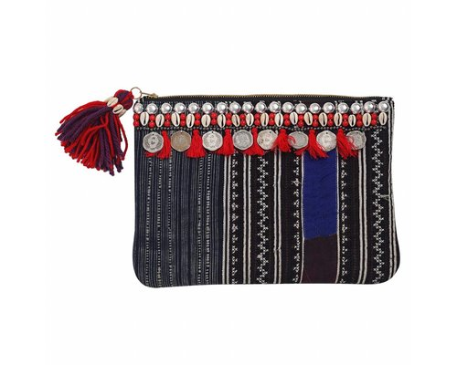 Hill Tribe Pouch