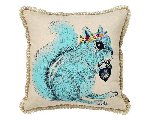 Squirrel Cushion