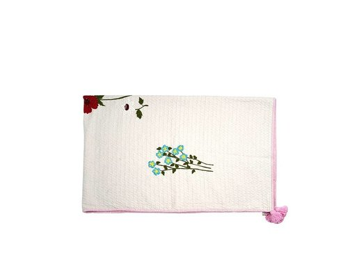 Field Flowers Throw