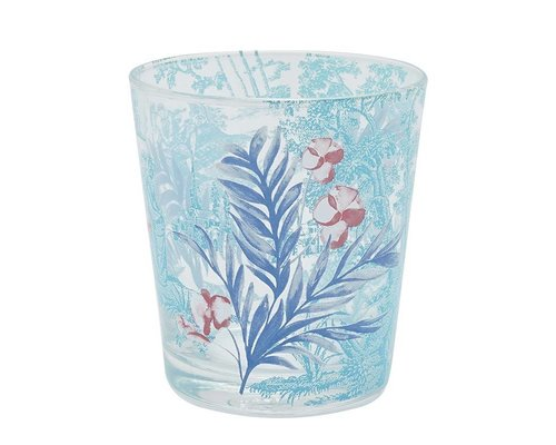 Botanical Dreams Glass