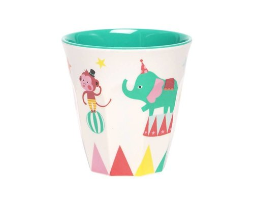A Day at The Circus Melamine Small Cup
