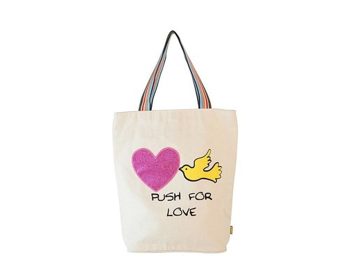 Tote Bag - Push for Love