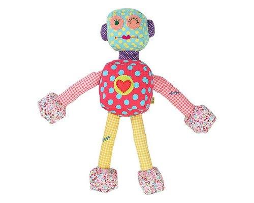 Robot Girl Soft Toy