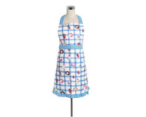 Bakery Apron - Blue