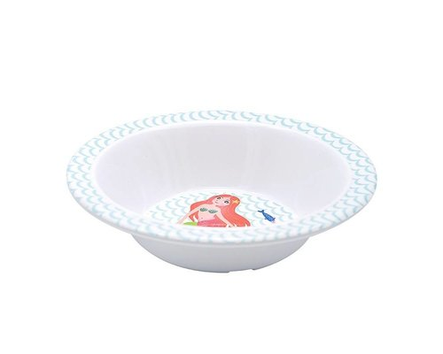Delightful Mermaid Melamine Kids Bowl