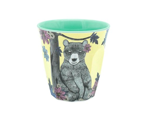Forest Dreams Small Melamine Cup