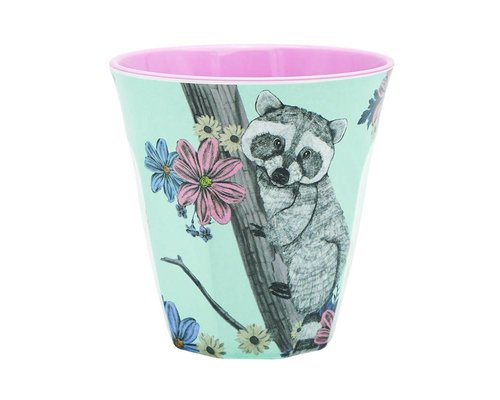 Forest Dreams Medium Melamine Cup