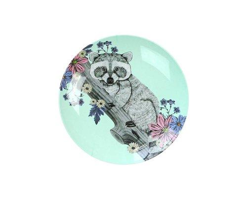 Forest Dreams Melamine Mini Plate