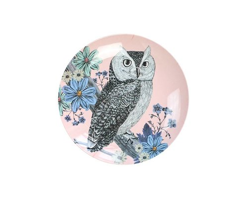 Forest Dreams Melamine Mini Plate