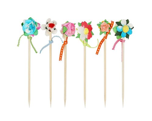 Lovely Cake Decorations Flowers