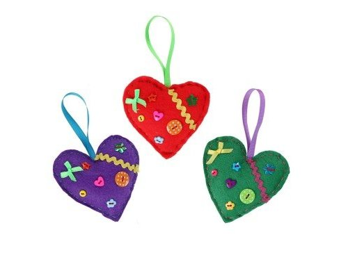 Christmas Decoration Heart (S)