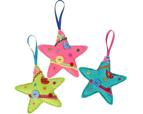 Christmas Decoration Star (L)
