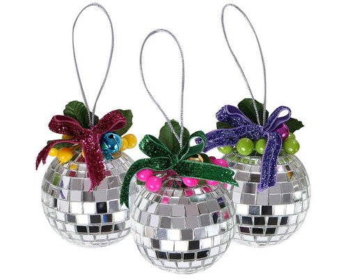 Christmas Decoration Disco Ball (L)