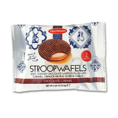 Chocolate Stroopwafels