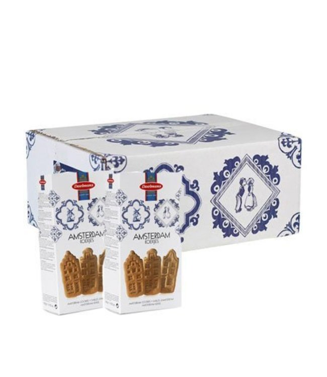 Daelmans Amsterdam Cookies - Case of 12