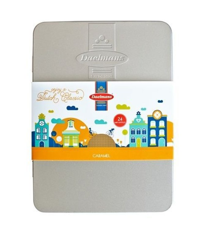 Daelmans Limited Edition Gift Tin