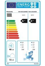 Panasonic Aquarea LT, Generation 'H' 16kW, Dreiphasig