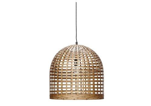 Hubsch Hubsch Hanging lamp, bamboo, nature