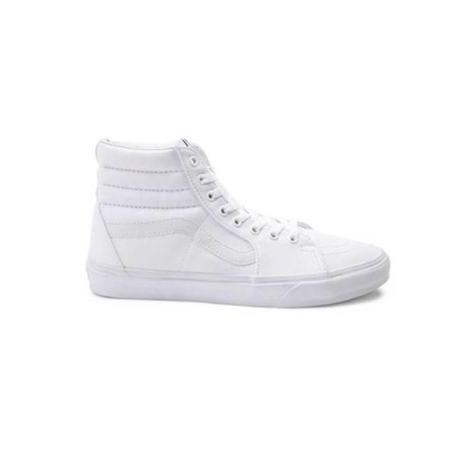 SK8 Hi White