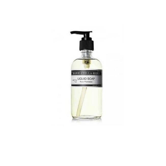 Liquid Soap #72 Rose Promesse