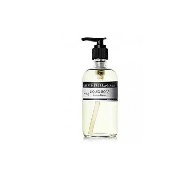 Liquid Soap #74 Lemon Notes