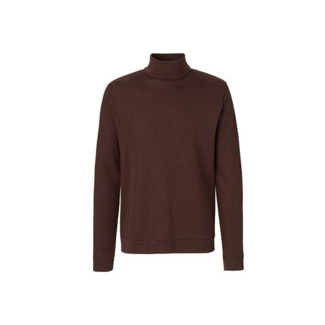 Tame Roll Neck Brown
