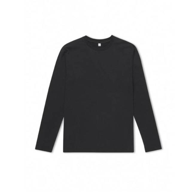 Troy Long T-shirt Black