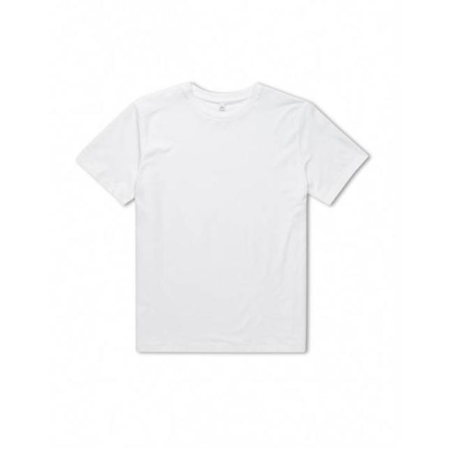 Troy T-shirt White