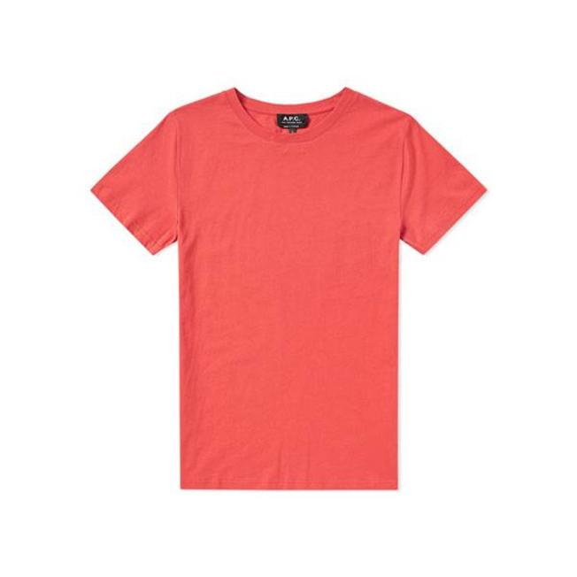 Jimmy T-shirt Rouge