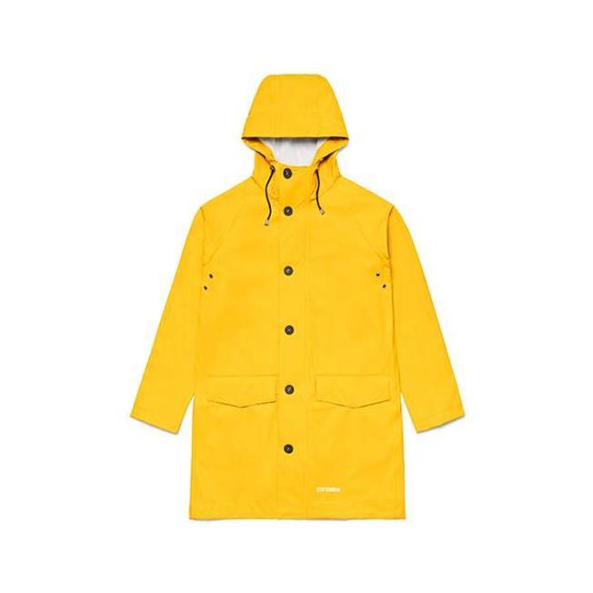 Ekeby Raincoat Yellow