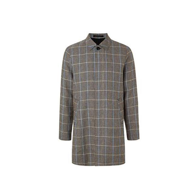 Belek Jacket Black Check
