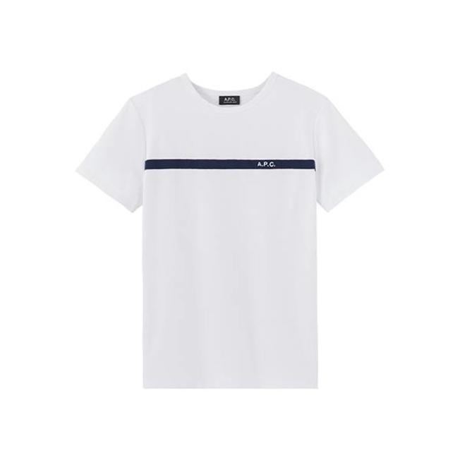 T-Shirt Yukuta White