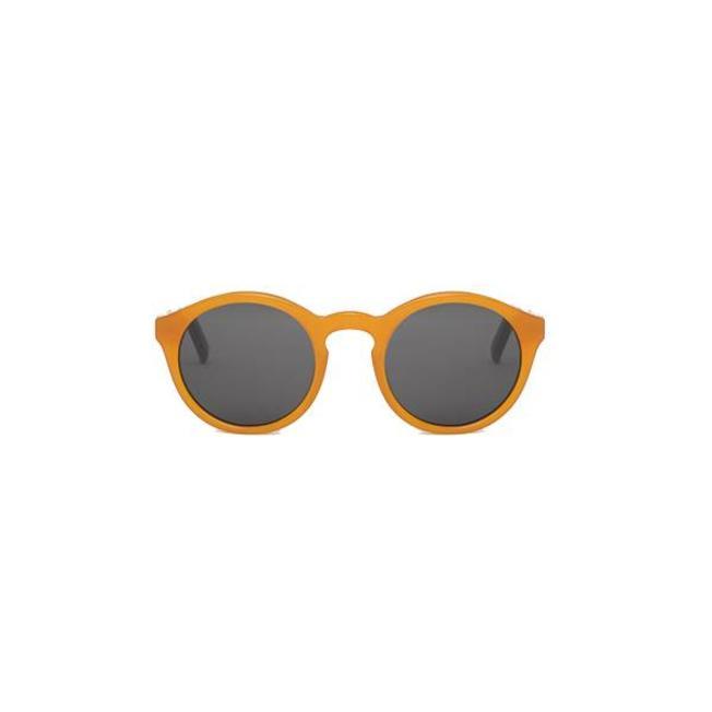 Barstow Sunrise Orange Green Lens