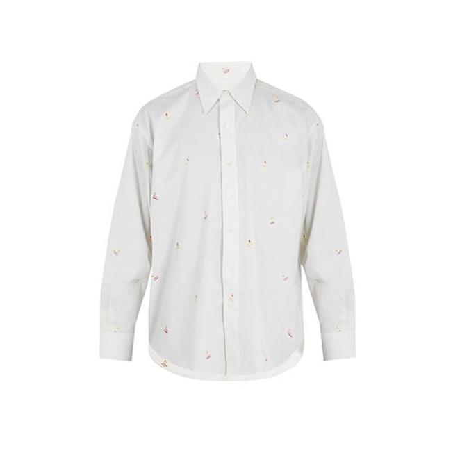 Jacquard Surf Casual Shirt