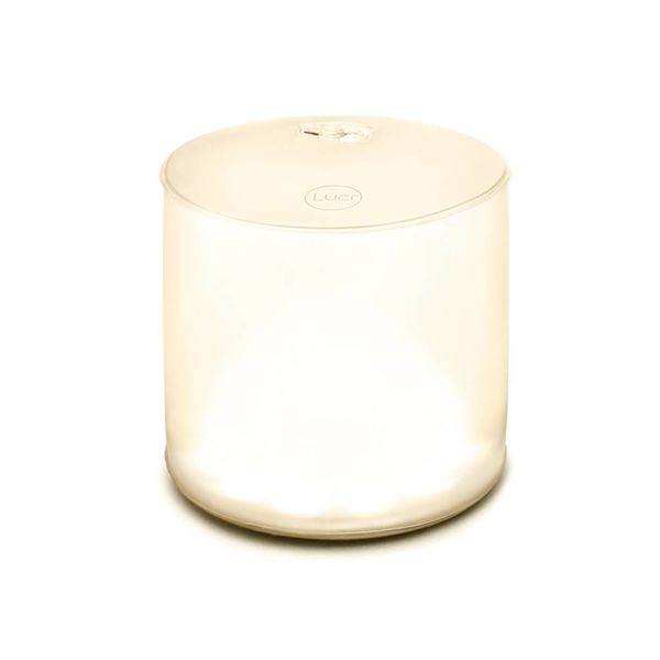 lampe solaire gonflable luci