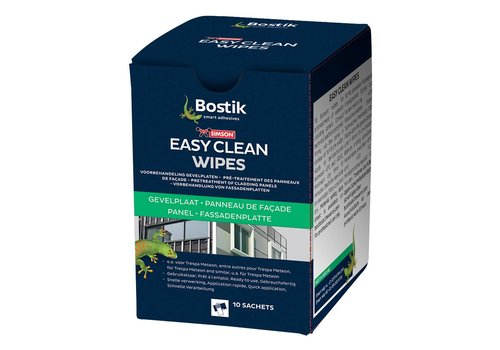Bostik Easy Clean Wipes