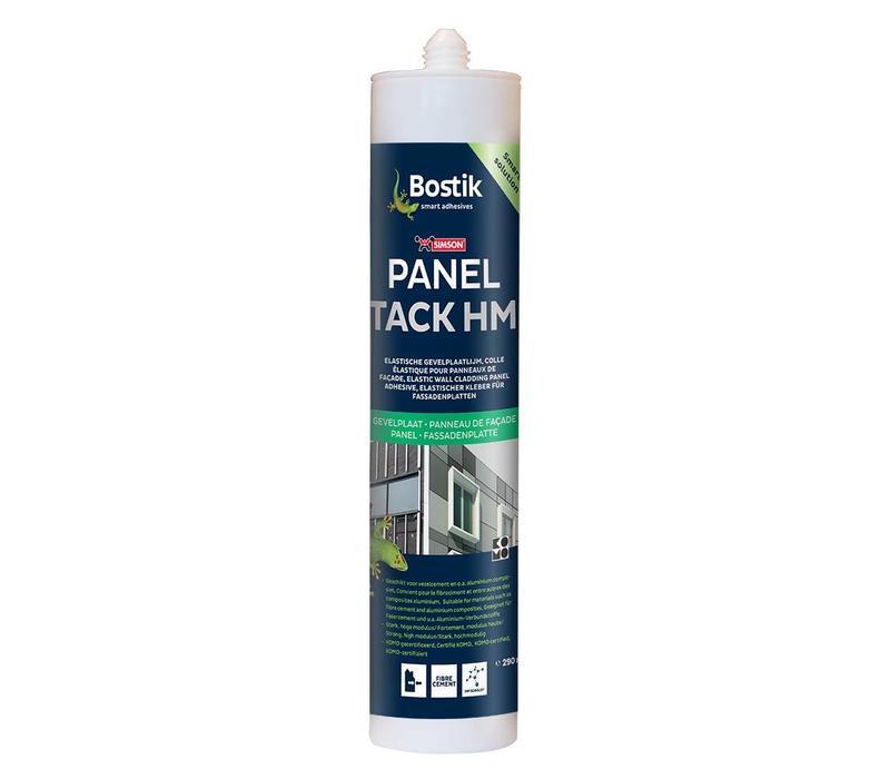 Bostik PanelTack HM zwart patroon 290ml