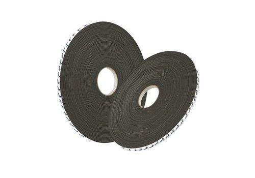 Bostik FoamTape 12 x 3mm zwart (25m)
