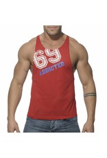 Addicted ADDICTED -Low Rider 69 Shirt red