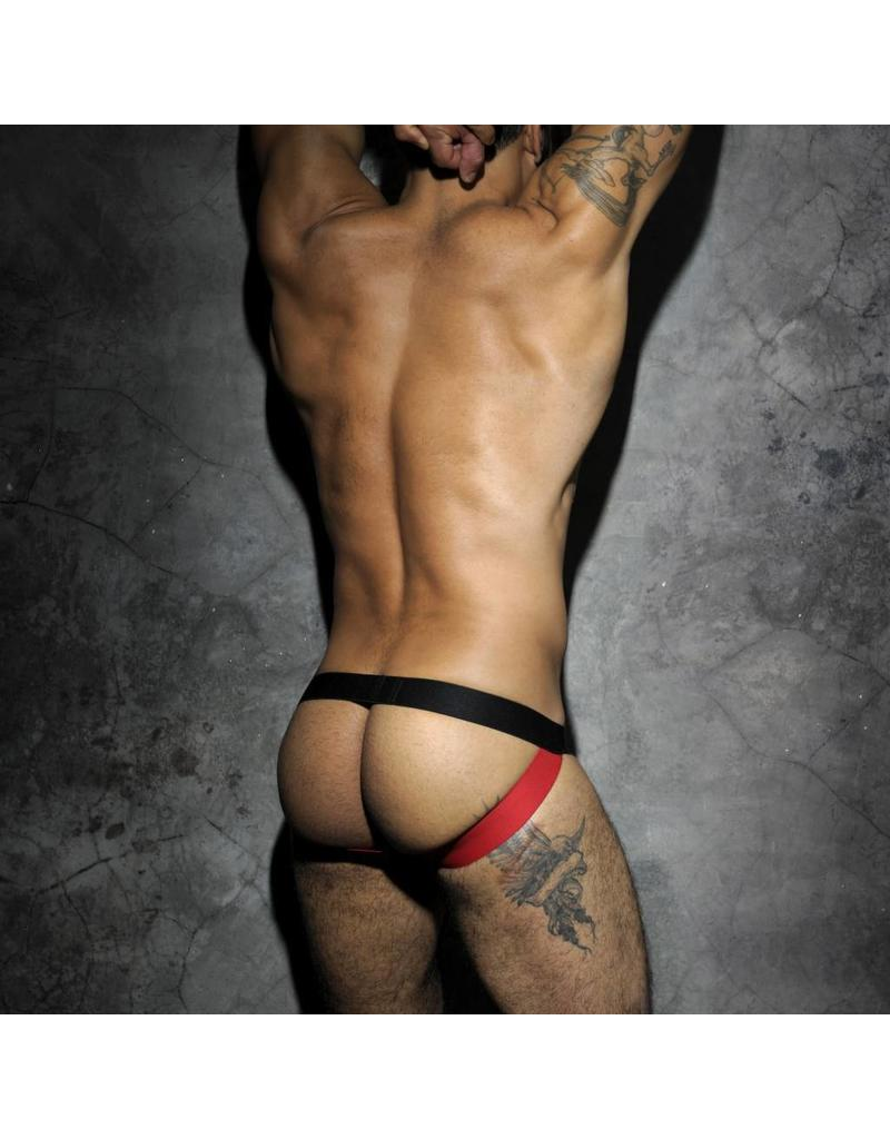 Addicted ADDICTED Fetish Mesh Jockstrap rot