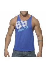 Addicted ADDICTED Low Rider 69 Shirt royal blue