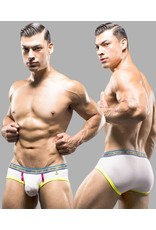 Andrew Christian Andrew Christian Almost Naked Brief weiss