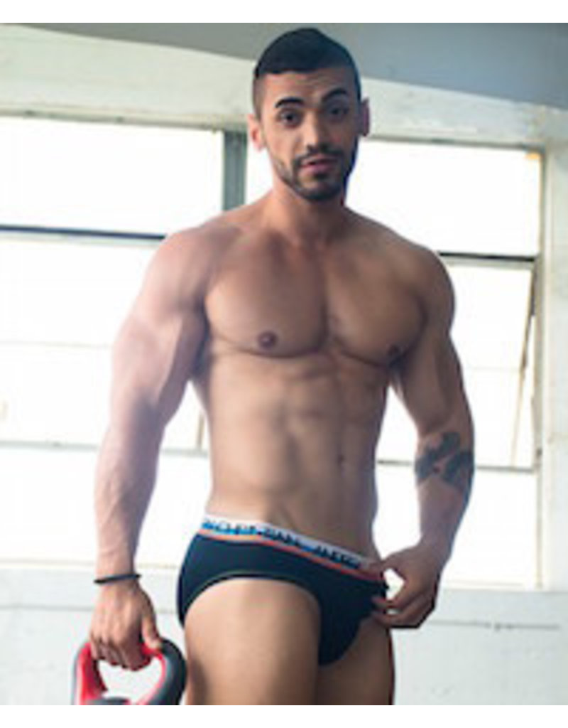 Andrew Christian Andrew Christian Almost Naked Sports Brief schwarz