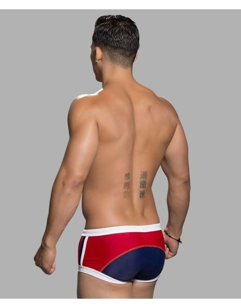 Andrew Christian Andrew Christian Almost Naked Sports Trunk Navy