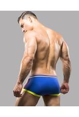Andrew Christian Andrew Christian Retro Pop Pocket Boxer blau