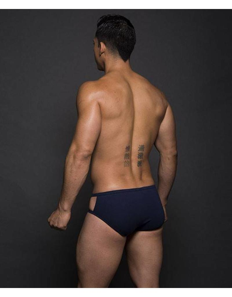 Andrew Christian Andrew Christian Fling Tagless Brief navy