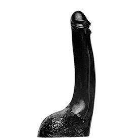 All Black Dildo 24