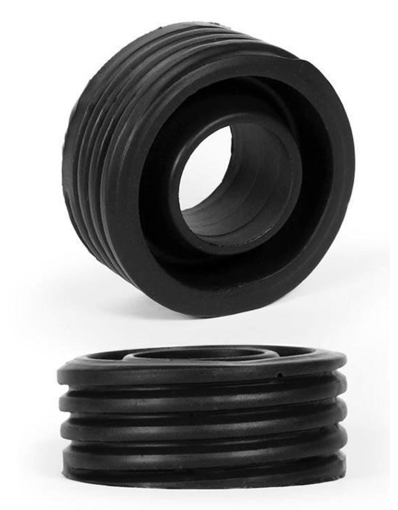 Burning Wheels 100% Silikon Cockring CK12 Schwarz