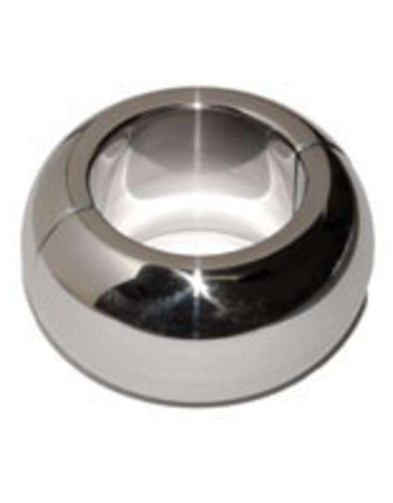 Edelstahl Ball Stretcher oval - 30 x 35mm